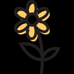 Icone fleur mellifère
