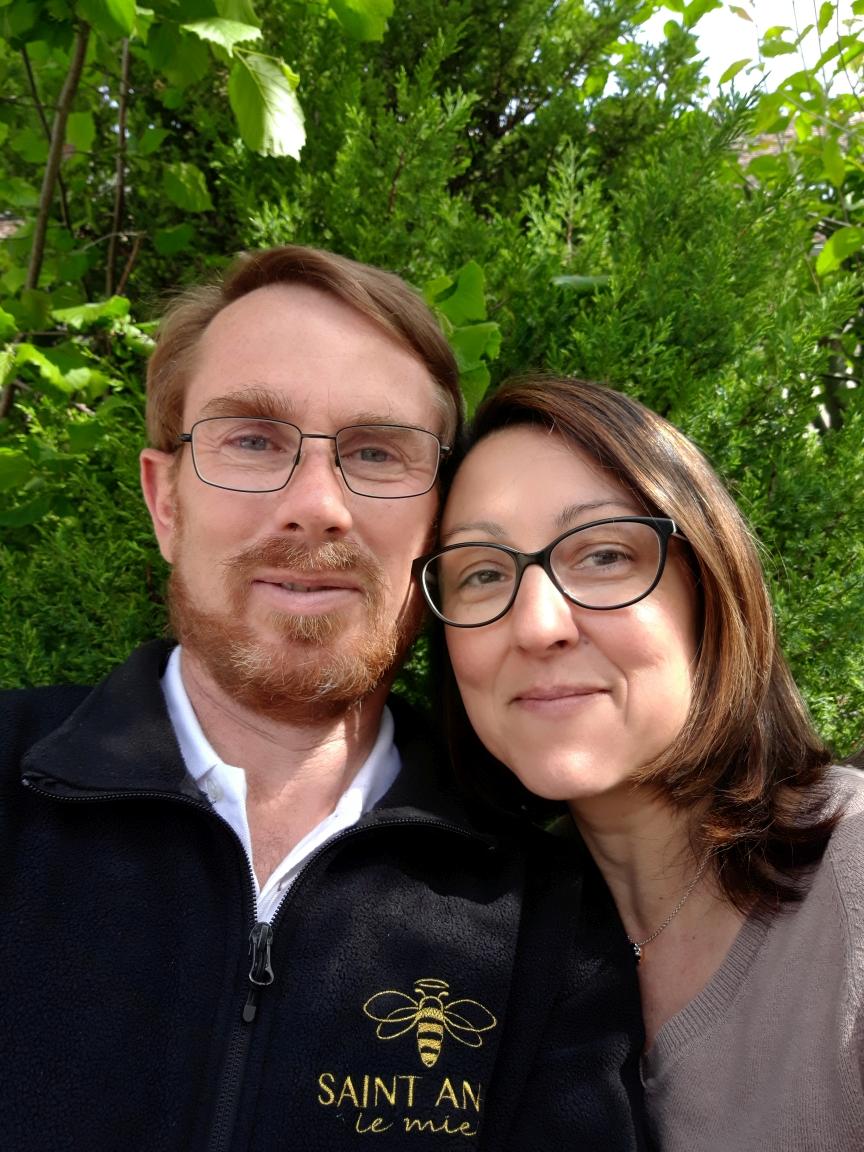 Sébastien et Elisabeth Peau de Miel
