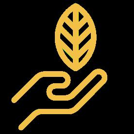 Logo respect de l'environnement